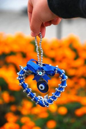 b�se augen: Hand b�sen Augen Amulett