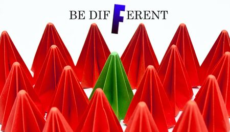 be different: be different