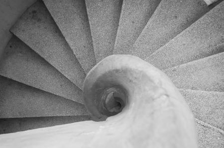 Fibonacci stairs  photo