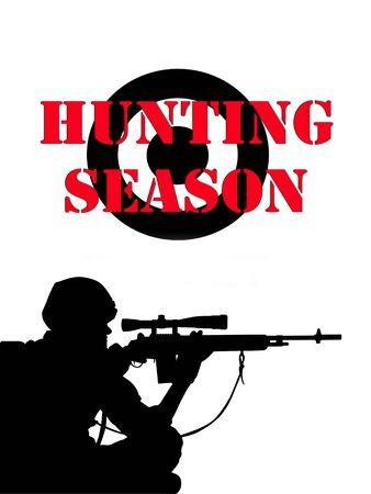 trespassing: hunting season