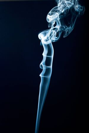 smoke art Stock Photo - 18357930