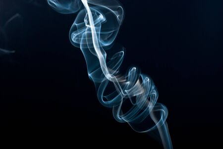 abstract smoke art photo