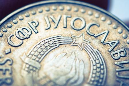 dinar: dinar , from yugoslavia