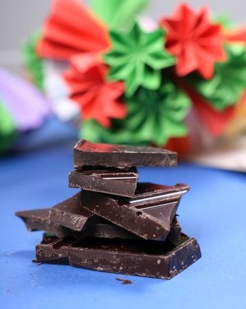 Chocolate,dark Stock Photo - 18665100