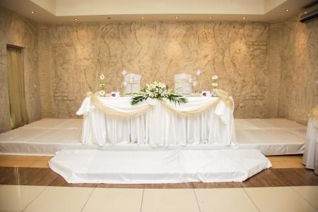 Haupttabelle, Braut und Br�utigam