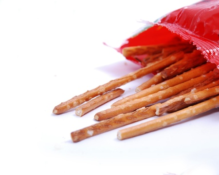 salted sticks Stock Photo - 18846133