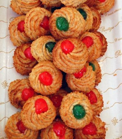 Sweet cookies photo