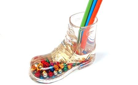 Shoe Pencil Holder photo