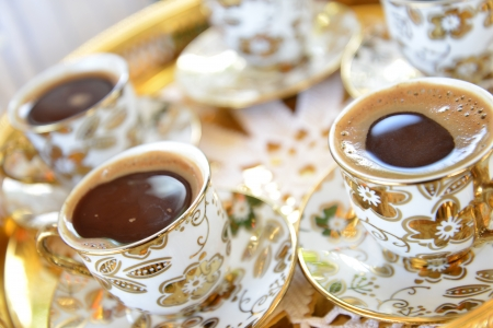 cofee cup: good morning friends
