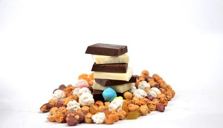 arachis: Various nuts
