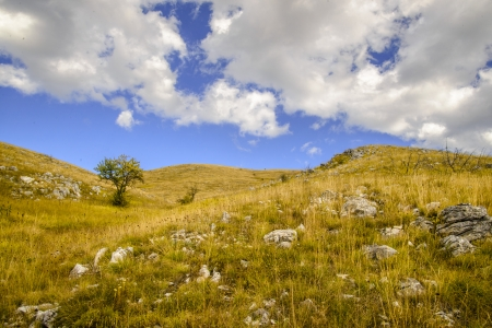 macedonia, landscape Stock Photo