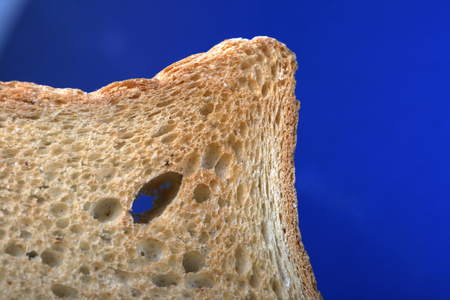 Macro bread photo