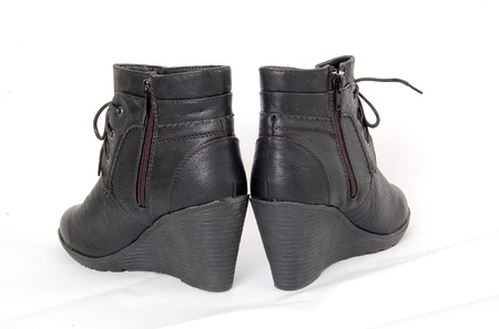 Winter shoes,female boots Stock Photo - 22938705