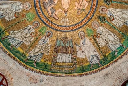 Ravenna, Italien Lizenzfreie Bilder