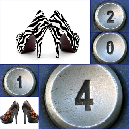 dirty bussines: Happy new year with telephone keypad numbers