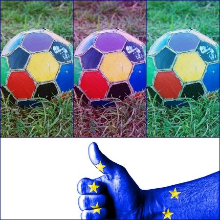 europe ike soccer photo