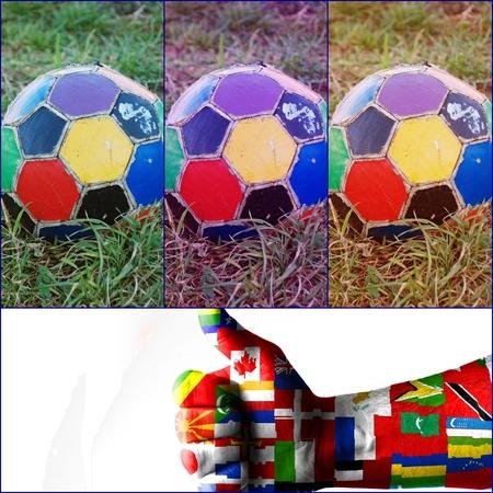 world like soccer photo
