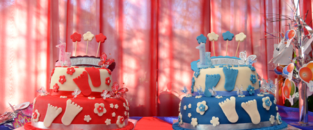 Birthday cakes photo