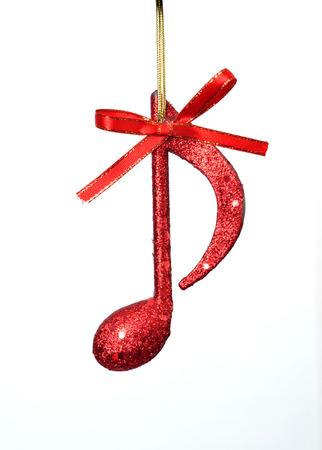Sound of christmas Stock Photo