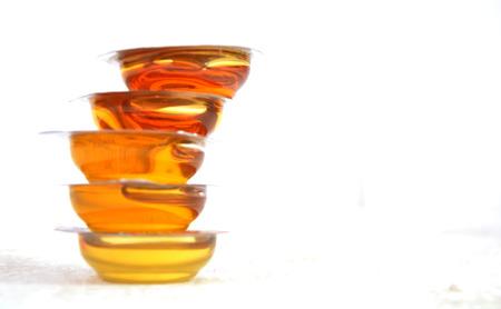 small packaging honey