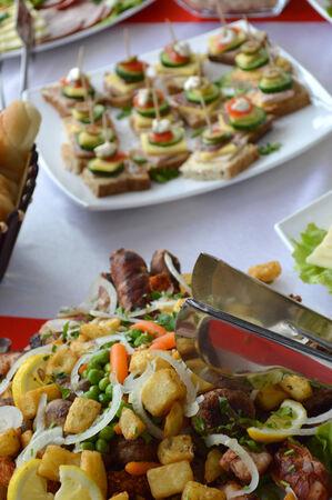 Gourmet food photo
