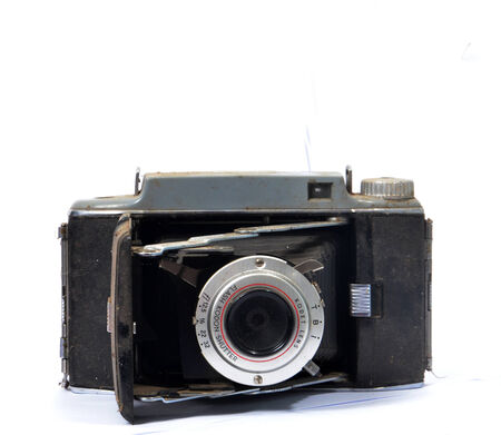 kodak: Vintage kodak tourst 2 roll film camera