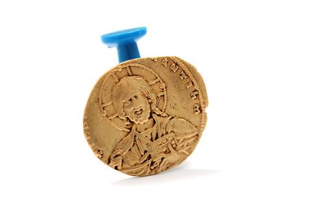 edicto: Monedas raras, Constantino y Elena