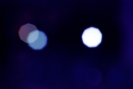 Abstract bokeh lights Banco de Imagens