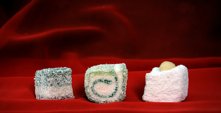 delight: Turkish Delight Or Rahat Lokum Assortment