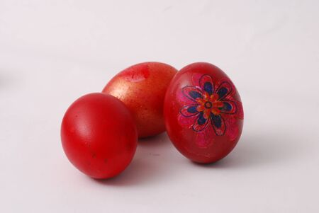 glower: Easter eggs photo of a