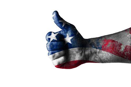 helvetia: USA, Like concept