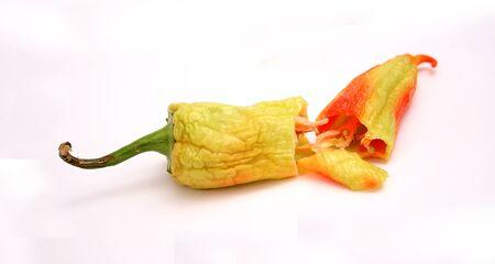 mini farm: Dry paprika