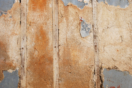 adobe wall: picture of a texture of an old wall plaster