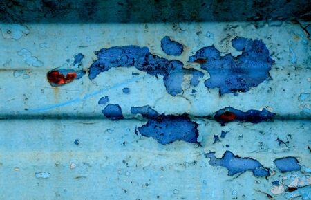 rusty metal: Picture of a Rusty metal background