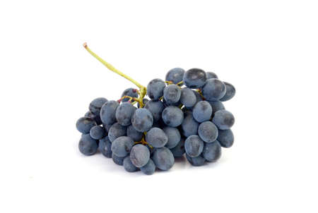 red grape: picture of a red grape on white background