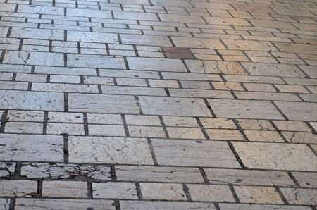 cobblestones: Picture of a Vintage , old Cobblestones on the street