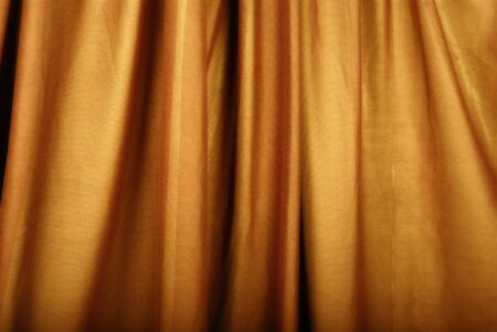 courtain: picture of a fabric backdrop,  background, texture Stock Photo