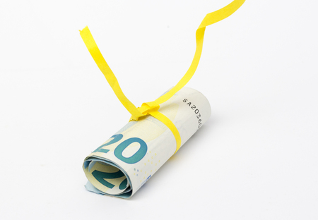 Euro banknotes and euro coins