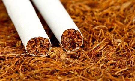 picture of a smoking issues, tobacco and nicotine addiction , health theme