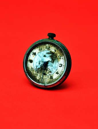 Old vintage Clock effect added.