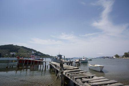 skiathos: Skiathos harbour Greece