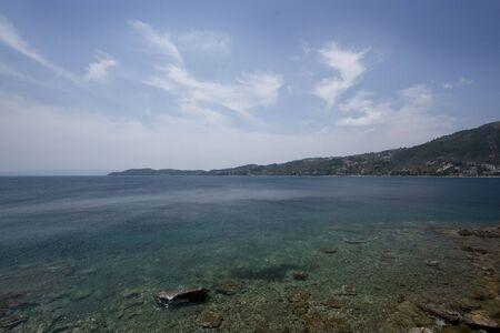 skiathos: Skiathos, Greece Stock Photo