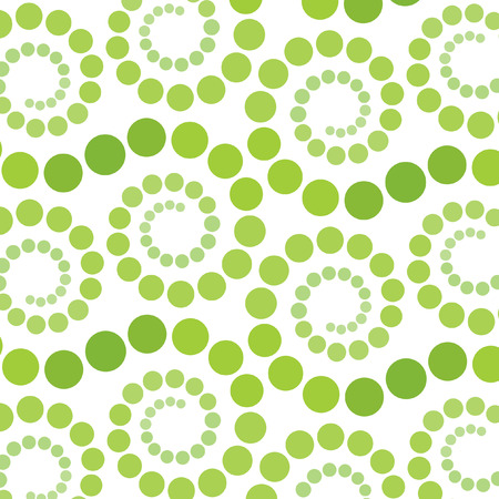 Green retro styled editable spiral wallpaper background