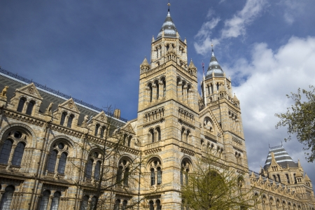 natural landmark: Natural History Museum, London, England