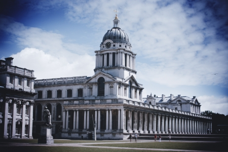 greenwich: Royal Naval College Greenwich London England United Kingdom Europe UK