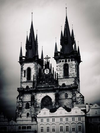 tyn: Tyn Church, Prague