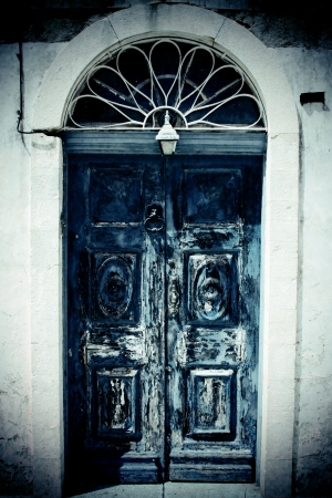 Old door Stock Photo - 17933650