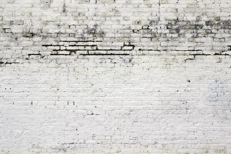 pared rota: Pared blanca