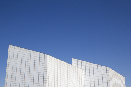 turner: MARGATE, KENT, UK - AUGUST 8. 2015. The Turner Contemporary art gallery is named after the town's famous visiting landscape painter JMW Turner and is located at Margate, Kent, UK.