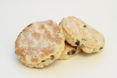 伝統的なウェールズのケーキ
